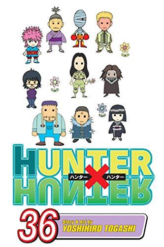 Hunter X Hunter, Vol. 36, 36: Balance