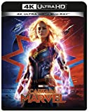 Captain Marvel (4K Ultra Hd+Blu-Ray) [Italia] [Blu-ray]