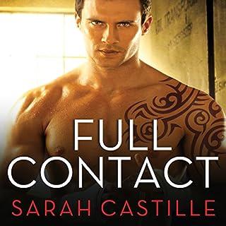 Full Contact audiobook cover art