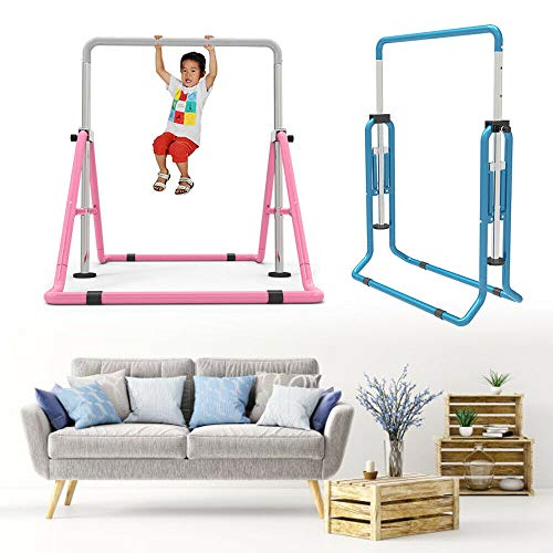 TFCFL Gymnastics Horizontal Bar Training Kids Expandable Gym Sportausrüstung Trainingsgeräte Outdoor...