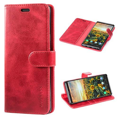 Mulbess Cover per Samsung Galaxy Note 9, Custodia Pelle con Magnetica per Samsung Galaxy Note 9...
