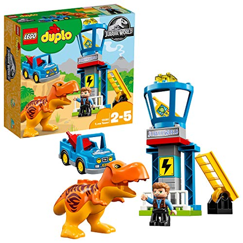 LEGO DUPLO Jurassic World - La torre del T. Rex, 10880
