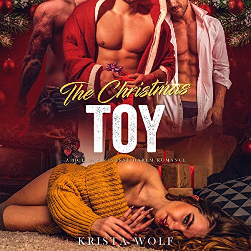 The Christmas Toy  By  cover art