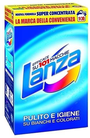 LANZA Fustone 100 maatbeker wasmiddel en koe