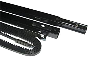 Chamberlain Group G8808CB-P Chamberlain 8808CB 8-Foot, Compatible Whisper Drive Plus Models, Includes Replacement Belt Garage Door Opener 8 Ft Rail Extension Kit