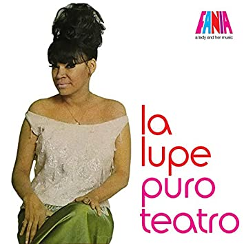 A Lady And Her Music: Puro Teatro