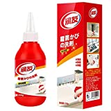 Huolewo Anti-Odor Mold Remover Gel, Household Miracle Deep Down Wall Remover Cleaner Caulk