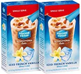 iced coffee french vanilla - Maxwell House International Cafe Iced Latte French Vanilla - 12 Packets - 2 Boxes of 6