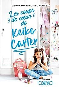 Les coups de coeur de Keiko Carter par Florence Debbi Michiko
