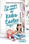 Les coups de coeur de Keiko Carter par Debbi Michiko