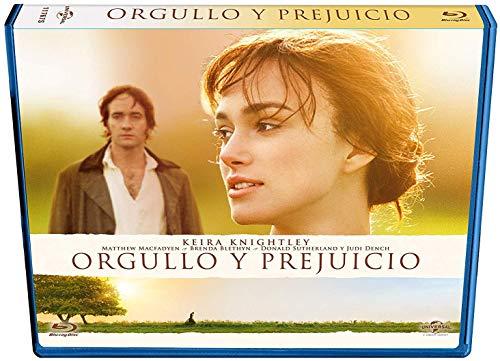 Orgullo Y Prejuicio - Edición Horizontal [Blu-ray]