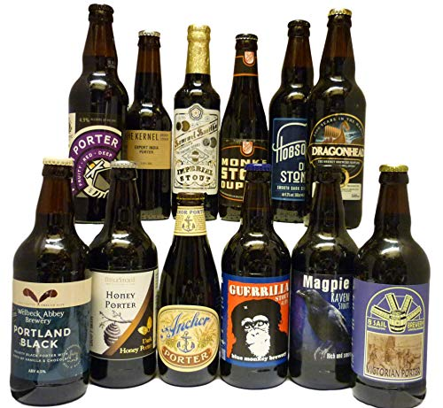 The Real Ale Store Stout and Porters Selection
