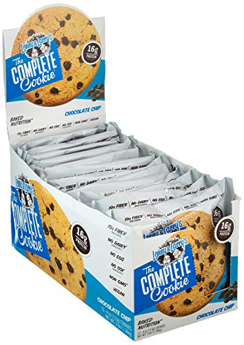 Lenny and Larry's Complete Cookie, Chocolate Chip, Pack of 12