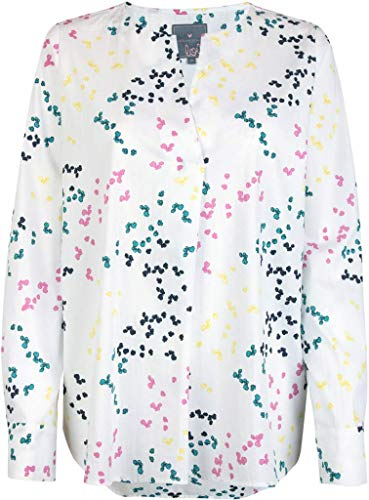 Lieblingsstück Damen Bluse RavinaL Größe 46 EU Weiß (weiß)