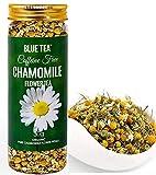 BLUE TEA - Chamomile Flower Tea | Pure Whole Flower Buds of Chamomile 30g - 100 Cups | Sleep Tea -...