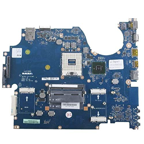 DINGZH-HANGZH For DELL Studio 1747 1749 Notebook Motherboard Mainboard LA-5154P HM55 DDR3 Convenient to Use (Color : A)