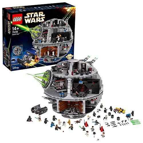 LEGO- Star Wars Morte Nera, Multicolore, 5702015593946