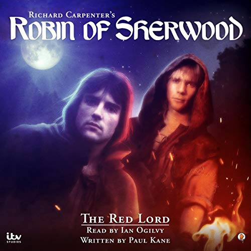 『The Red Lord: A Robin of Sherwood Adventure』のカバーアート