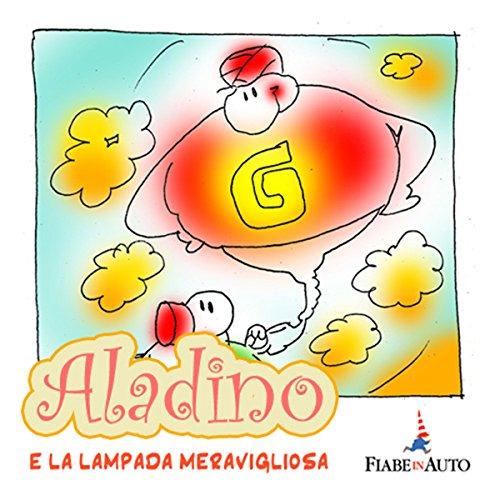 Aladino e la lampada meravigliosa copertina