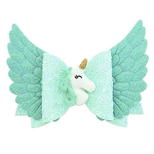 XINGSd 1 st Haarspeld, Engel Vleugels Prinses Baby Hoofdtooi, Geschikt voor Meisje Haardecoratie H03
