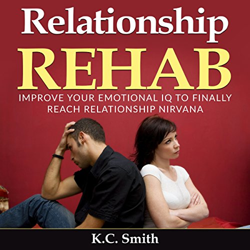 Relationship Rehab audiobook cover art