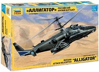 Zvezda Model Kit Z7224–Kamov Ka-52Alligator Scale 1: 72