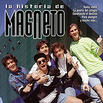 La Historia De Magneto
