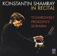 TCHAIKOVSKY & PROKOFIEV PIANO SONATAS