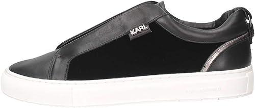 Karl Karl Lagerfeld KL51015 001 Basket Homme  marques en ligne pas cher vente