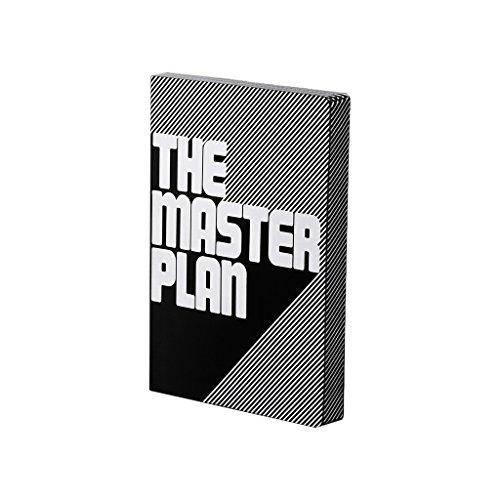 Nuuna Notizbuch Graphic L The Master Plan