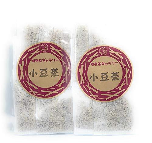 あずき茶 ( 小豆茶 ) 4袋(8g×4袋)2個セット【郵便 対応サイズ】 Red Bean Tea【国産 あずき 粉末 100% ティーバッグ 】健康茶ギャラリー