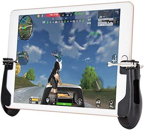 Yppss Mobile Game Controller Wireless Gaming Controller 4 Trigger Spiel Joystick Gamepad Joypad Spiel Griff kompatibel for iPadAndroidiOS H2 Tablet forCall of DutyFornite Eternal