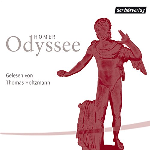 Odyssee audiobook cover art
