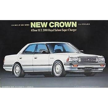 フジミ模型 1/24 インチアップシリーズ No.32 トヨタ クラウン(130系 2000 ロイヤルサルーン スーパーチャージャー) プラモデル ID32