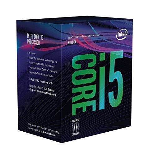 Intel CORE I5-8600 3.10GHZ