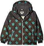 Racoon Aslak Star Winterjacke (Wassersäule 9.000) Chaqueta, Multicolor (Chocolate Brown CHO), 98 cm para Niños