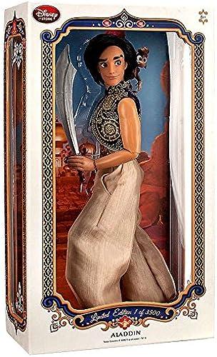 Disney 2015 Limited Edition Aladdin Doll 17'' Limited ED 3,500