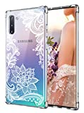 Case for Galaxy Note 10,Cutebe Shockproof Series Hard PC+ TPU...