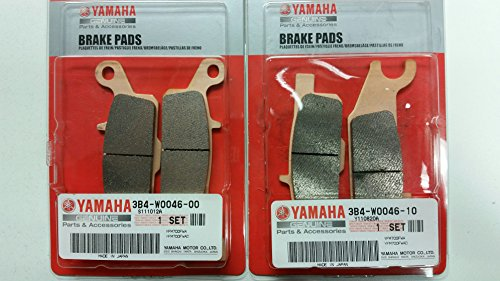 Yamaha Grizzly 700/550 OEM Yamaha Rear Brake Pad Kit (Left/Right)