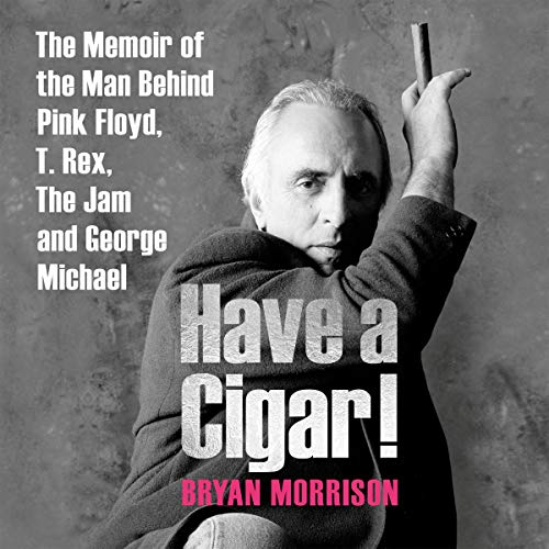 Have a Cigar! audiobook cover art