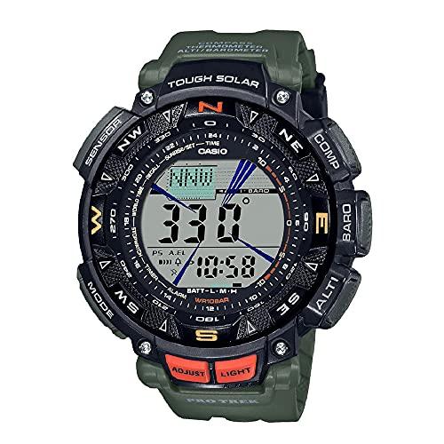 Reloj Casio PRG-240-3ER Verde Hombre