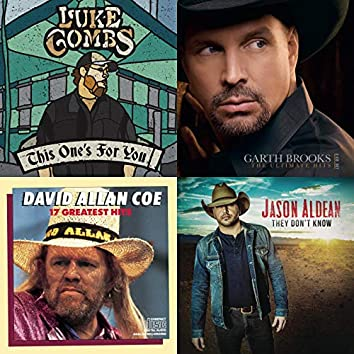 Top 25 Lyric Requests: Country