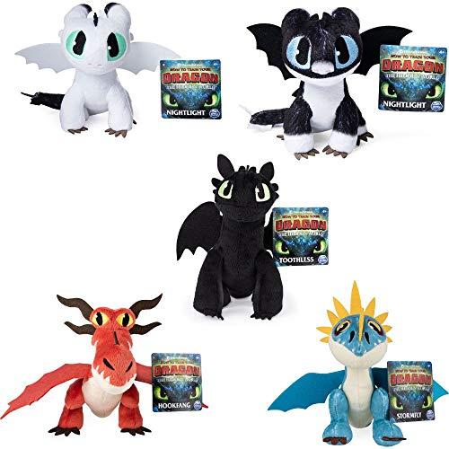 Dragons Main Line Premium - Plüsch, Plüsch Figur, Dragons, Drachenzähmen leicht gemacht