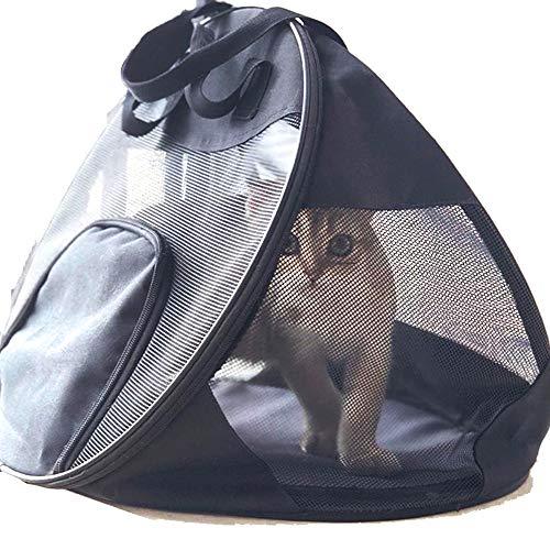 YAzNdom huisdier rugzak teef nam uit een hand-held draagbare huisdier kat zakken kat kooi huisdier hond rugzak cabine geschikt voor katten 15 kg