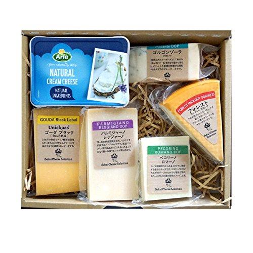 チーズ 食べ比べ 詰め合わせ アソート ギフト 6種類 セット おつまみ cheese-gift set お中元 誕生日 内祝い