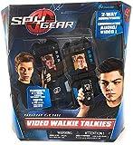 Spy Gear Ninja Video Walkie Talkies with 2-way Audio and Video