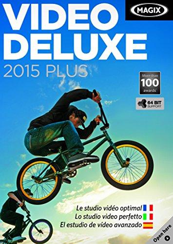 MAGIX Video Deluxe 2015 Plus [Téléchargement]