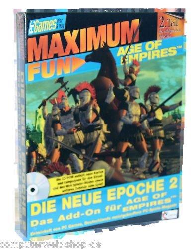 Age of Empires - Neue Epoche 2 (Add-on)