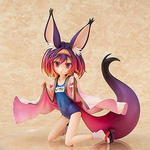 Sutra Person Figura Oficial NO Game NO Life, Hatsuse Izuna, Modelo Boutique