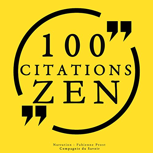 100 citations zen audiobook cover art